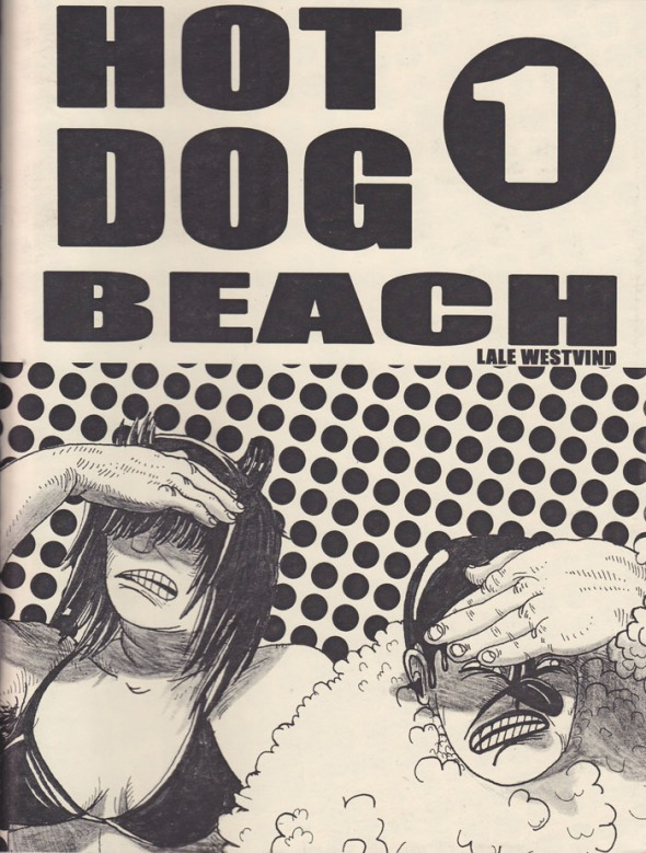 HotdogBeachCover