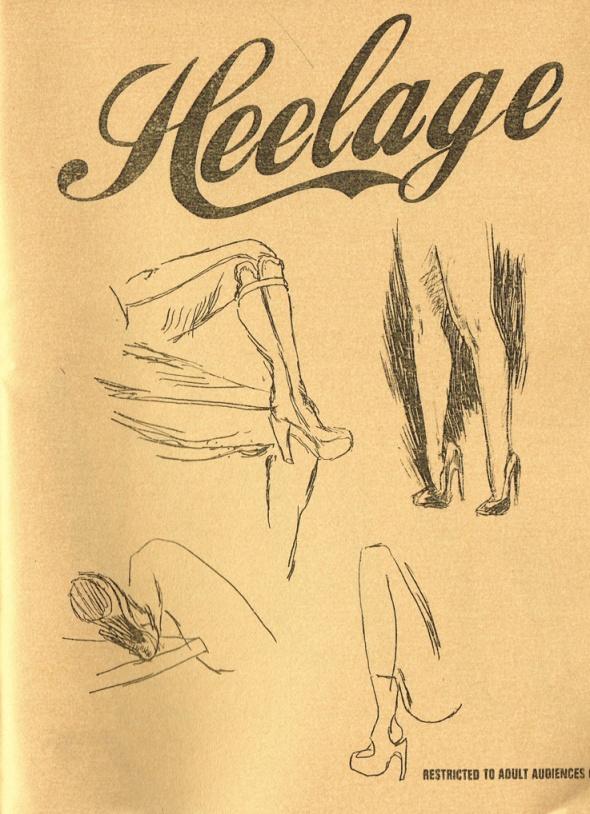 heelage cover