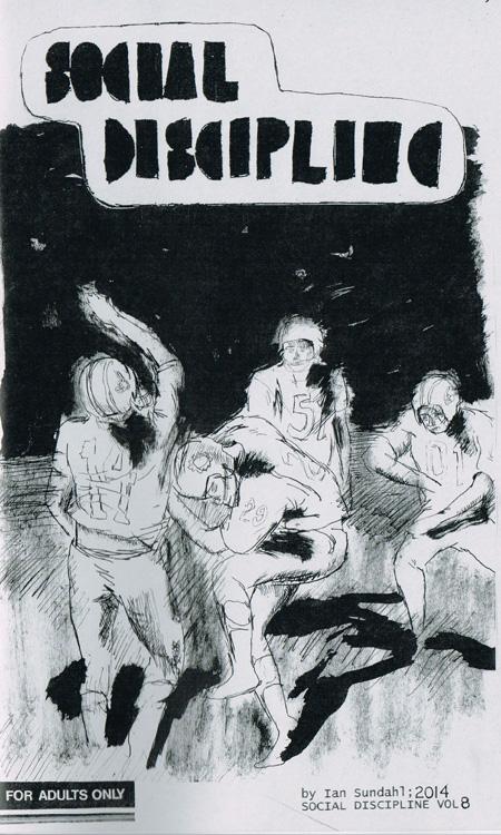 Social Discipline 8 cover
