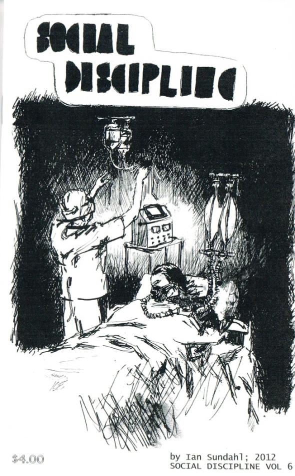 Social Displine 6 cover