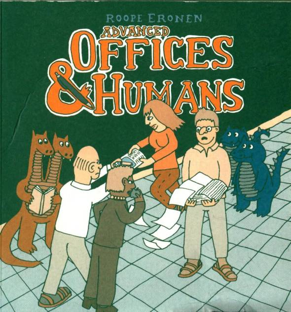 offices humans cover