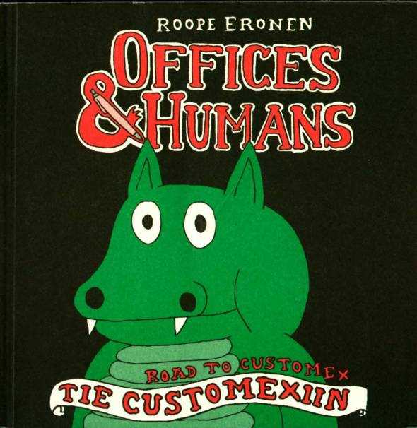 offices humans original cover