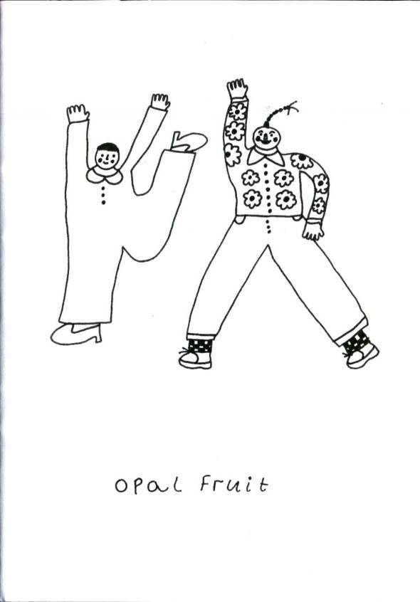 opal fruit cover