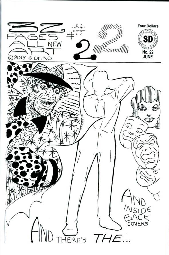 Ditko22Cover